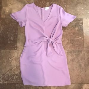 Everly Lilac Dress